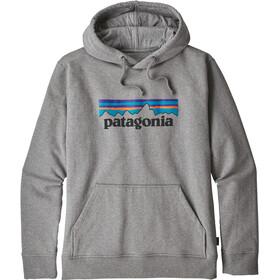 Patagonia P-6 Logo Uprisal warstwa środkowa Mężczyźni szary